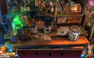 Screenshot of Grim Legends