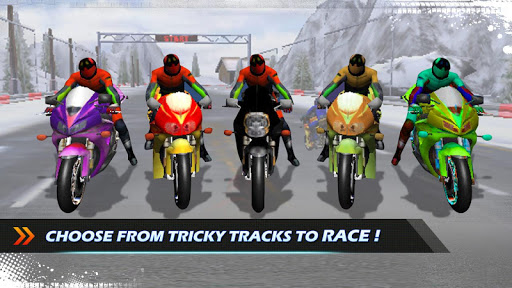 Bike Race 3D - Moto Racing 1.2 Screenshots 2