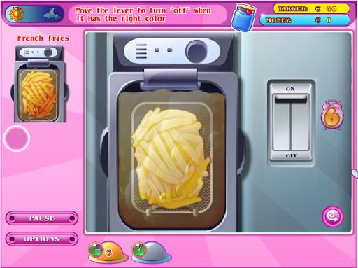 เกมส์ทำอาหารเหมือนจริง