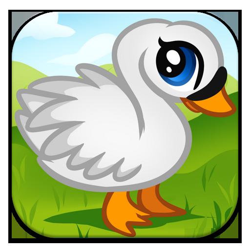 Flapping Swan LOGO-APP點子