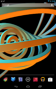 3D Hypnotic Spiral Rings PRO screenshot 10