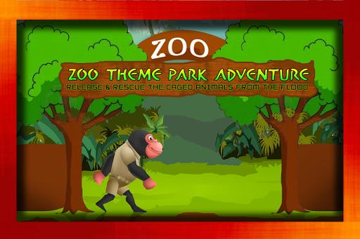 Zoo Theme Park Adventure