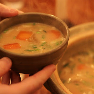 Tonjiru Soup – Hearty Japanese Miso Soup with Pork Belly and Root Vegetables Recipe
