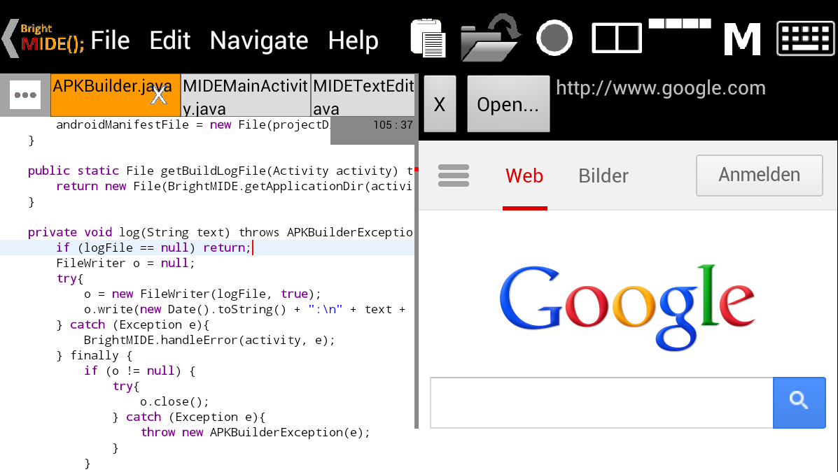Bright M IDE Premium Key - screenshot
