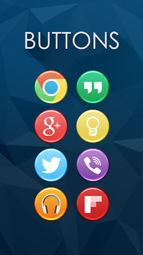 Buttons - Icon Pack