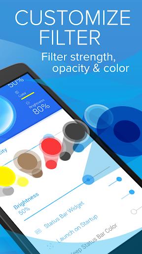Blue Light Filter for Eye Care  screenshots 7