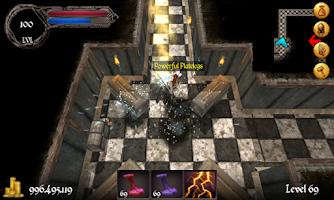 Screenshot of Daggervale Demo