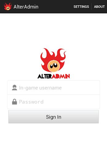 AlterAdmin