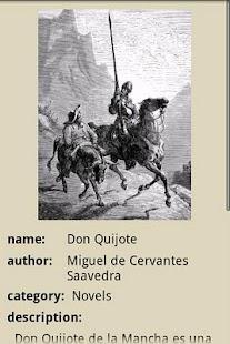 Don Quixote- screenshot thumbnail