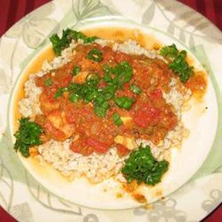 Shrimp Creole IV