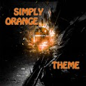 Simply Orange Theme icon