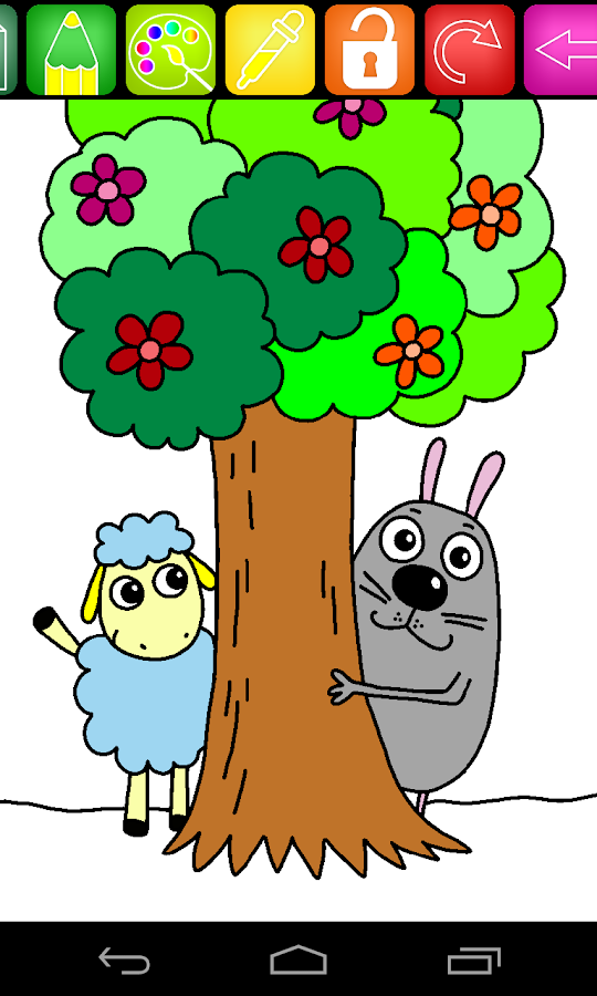 Coloring Book - Coloring App - screenshot