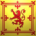 3D Royal Standard of Scotland logo