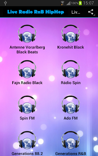 TOP Live R B HipHop Radios