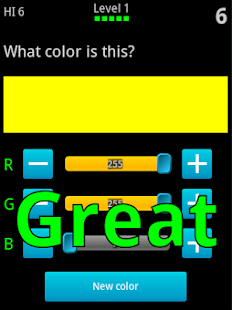 Colortrainer- screenshot thumbnail