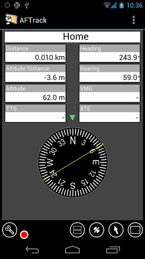 AFTrack - GPS Tracking- screenshot