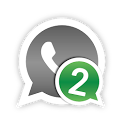 2Lines for WhatsApp ★ ROOT icon