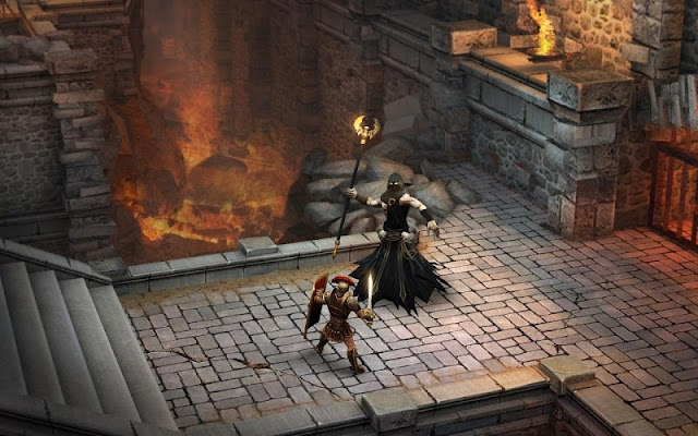 BLOOD & GLORY: IMMORTALS - screenshot