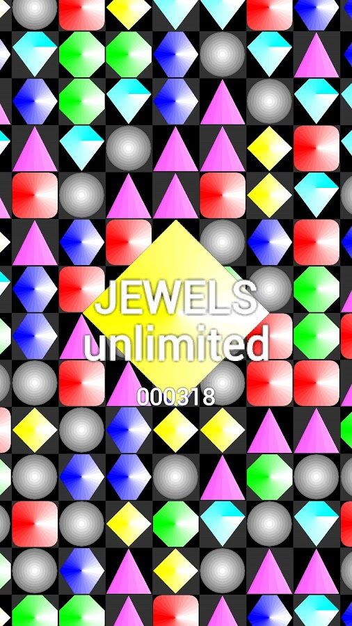 Jewels Unlimited- screenshot