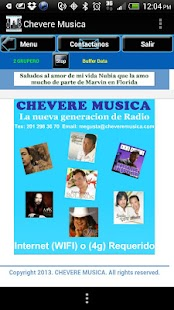 CHEVERE MUSICA - screenshot thumbnail