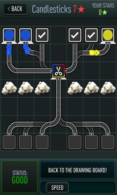 Trainyard screenshot #1