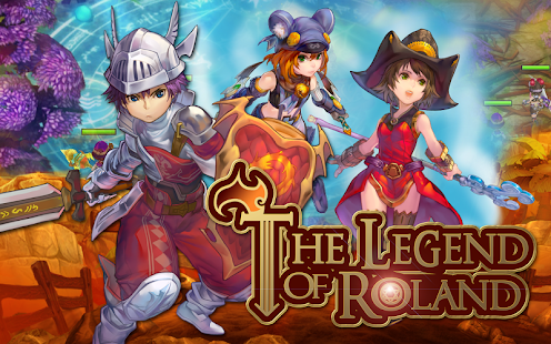 Legend Of Roland Action RPG