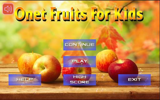 Onet Fruits Kawaii