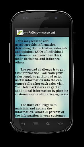 Marketing Management(kotler)  screenshots 8