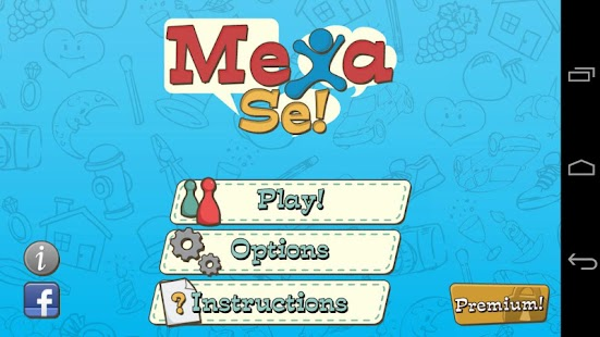 Mexa-se! Charades- screenshot thumbnail