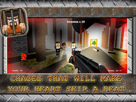Cube Prison: The Escape C6 screenshot 54330
