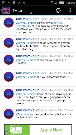 True Venting Inc. Radio  screenshots 5