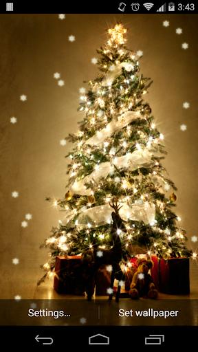 Christmas Livewall