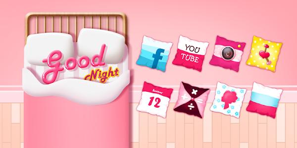 Good Night GO Launcher Theme v1.1
