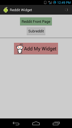 玩新聞App|Wonderful Reddit Widget免費|APP試玩
