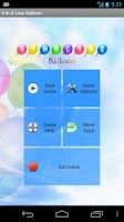 Screenshot of 4 In A Line Balloon Free
