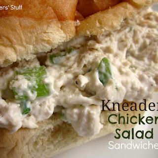 Kneaders Chicken Salad Sandwiches.