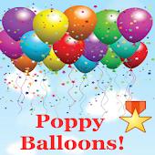 Poppy Balloons