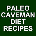 "Paleo ""Caveman"" Diet Recipes logo"