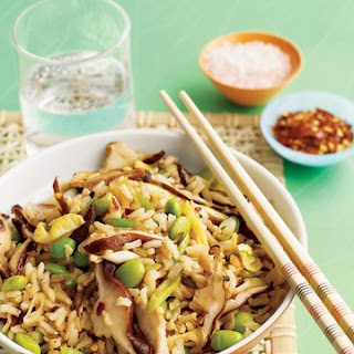 Shiitake Fried Rice.