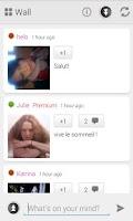 Screenshot of DATING (meet singles)