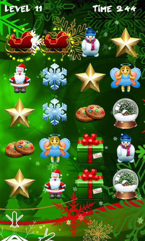 Christmas Holiday Match- screenshot