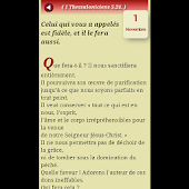 Calendrier biblique Spurgeon
