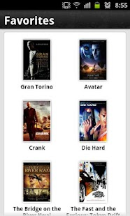 Movies catalog collection - screenshot thumbnail