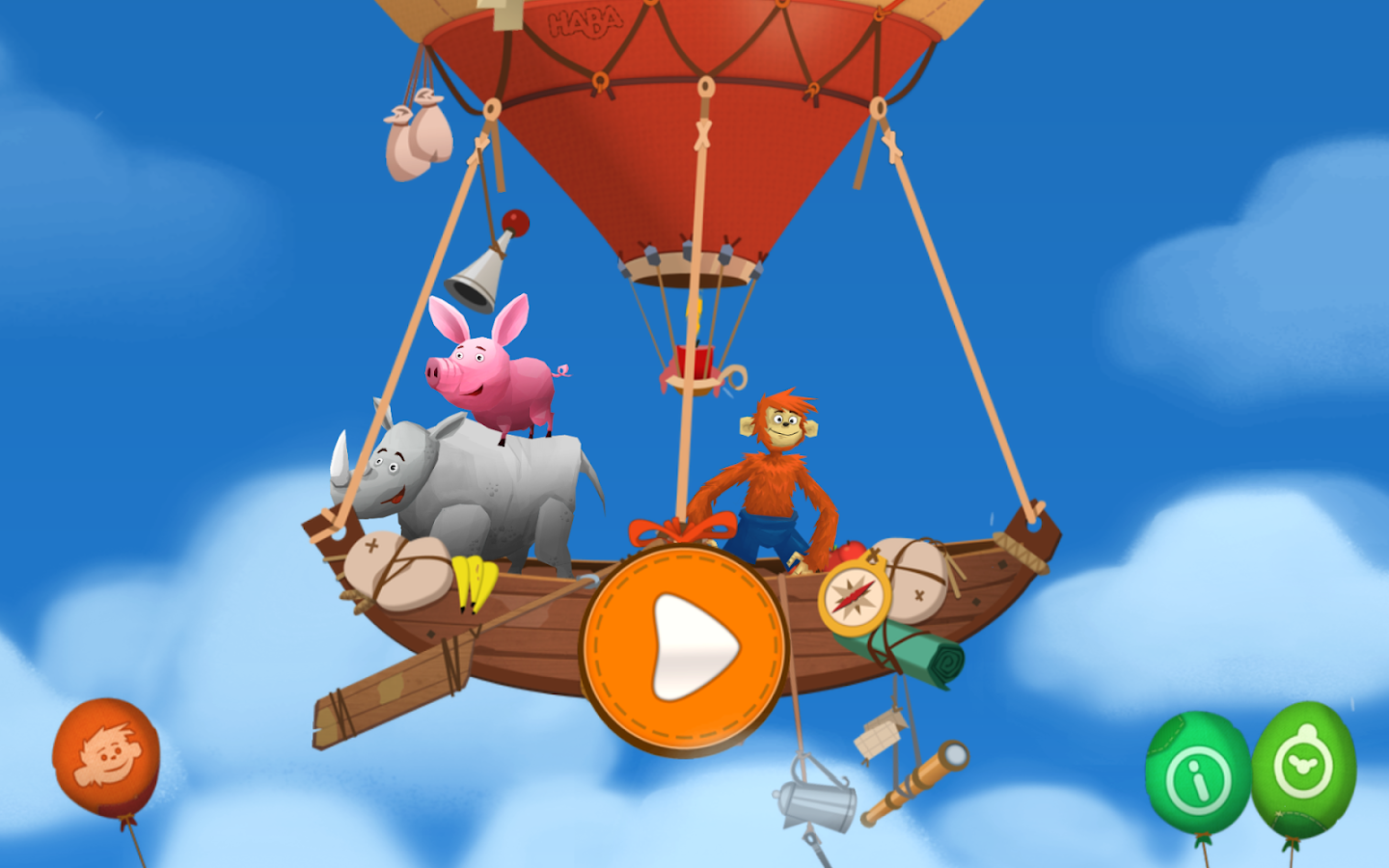 HABA Animal upon Animal - screenshot