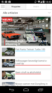 AutoWeek- screenshot thumbnail