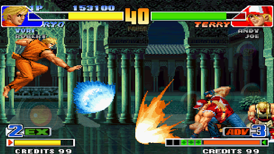 THE KING OF FIGHTERS '98 - screenshot