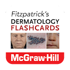 Fitzpatrick's Dermatology Flash Cards icon