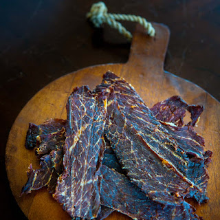 Korean Beef Jerky