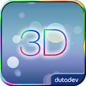Bokeh 3D Live Wallpaper icon
