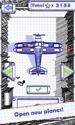 Doodle Planes 1.0.5 screenshots 5